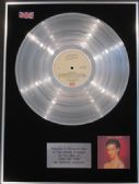 SHEENA EASTON - LP Platinum Disc - TAKE MY TIME